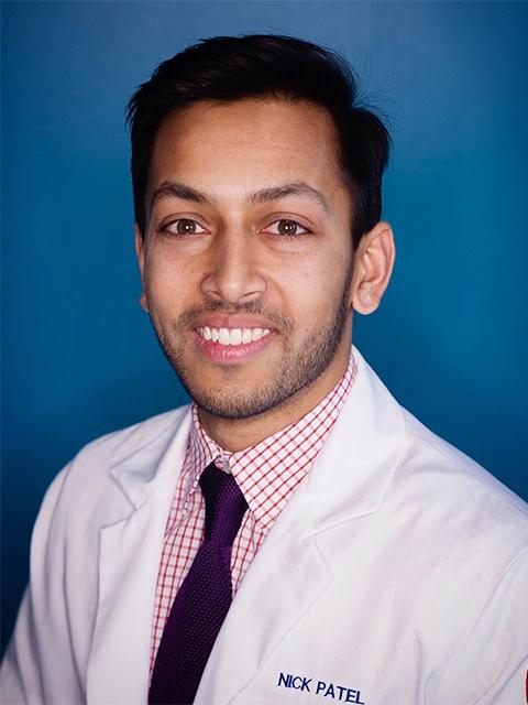 Meet Dr. Nick Patel in Waltham